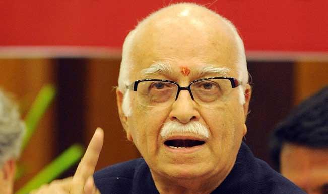 L K Advani attends Satsang at Radha Soami Sect Beas | India News