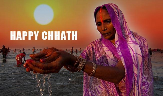 chhath date in bihar