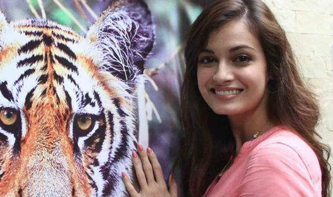 Dia Mirza gives voting a miss for pre-wedding celebrations