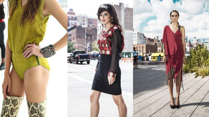 Designer Sheena Trivedi Creates A Masala Of Style