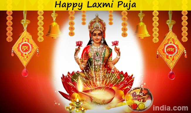 Diwali 2014 Special: Importance of Lakshmi Pujan on the third day of Diwali