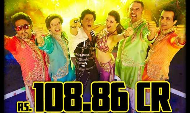 Happy New Year Indian Movie 40