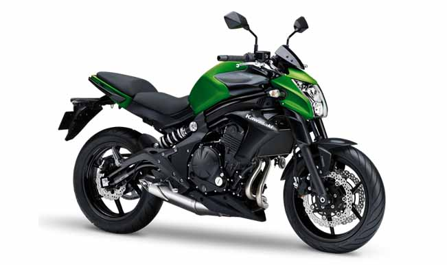 Kawasaki Z250 and ER-6n launched in India! - RZ
