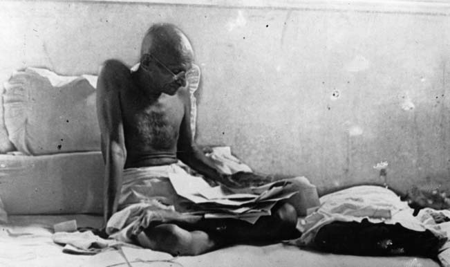 is gandhi s message of nonviolence still Perhaps the most powerful voice on this theme in academia has been of  70  years after gandhi's assassination, can non-violence still be a.