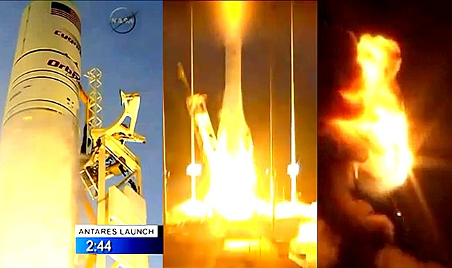 nasa rocket failure - photo #39