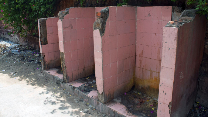 public toilet india