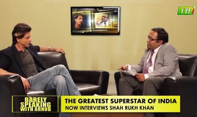Shah Rukh Khan jumps onto the viral videos bandwagon for Happy New Year promotions