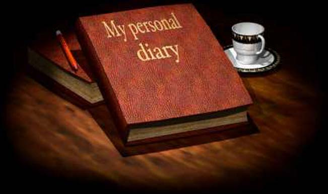 my diary for a week essay