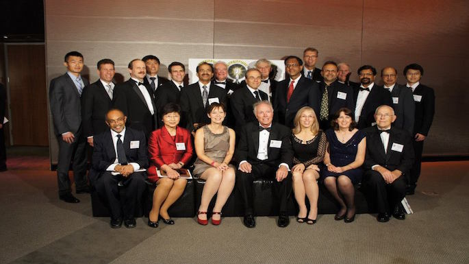 New Jersey Inventors Hall of Fame 2014 Banquet