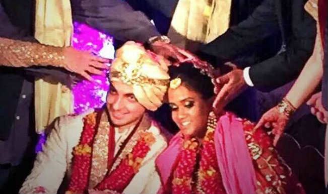 Arpita khan wedding2Arpita Khan weds Aayush Sharma: Some unknown facts about Salman Khan's brother-in-law