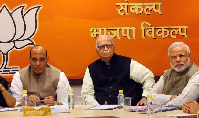 BJP-election-committee