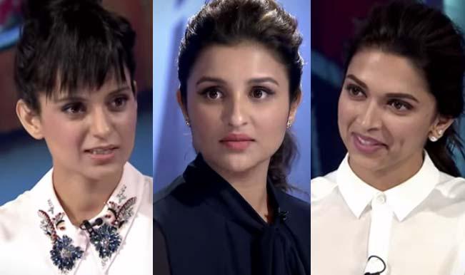 Satyamev Jayate Season 3 Finale Promo: Aamir Khan gets Deepika Padukone, Kangana Ranaut and Parineeti Chopra to end the season