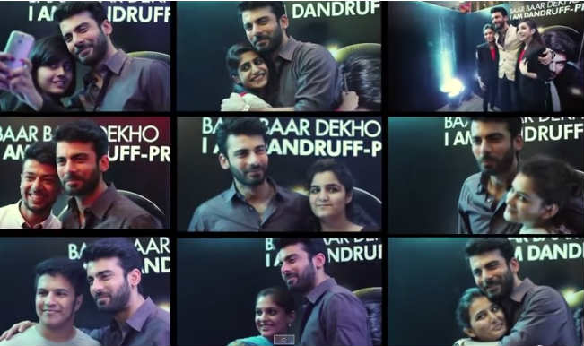 Fawad Khan and fans