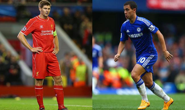 Liverpool vs Chelsea Live Score Updates, Barclays Premier League