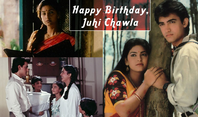 Juhi Chawla birthday special: Top 3 films of the Bollywood