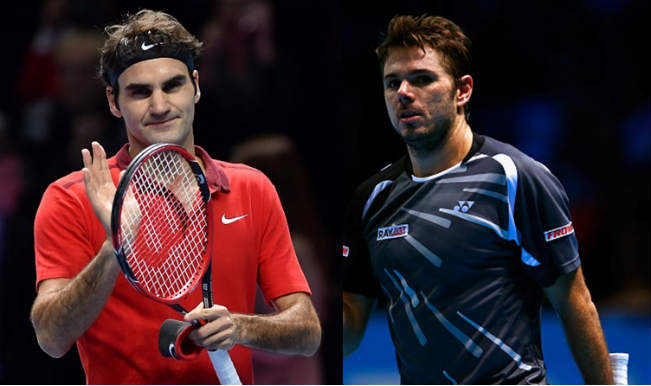 Federer Vs Djokovic Atp World Tour Finals