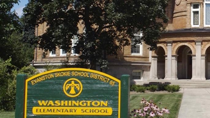 washington elementary school illness