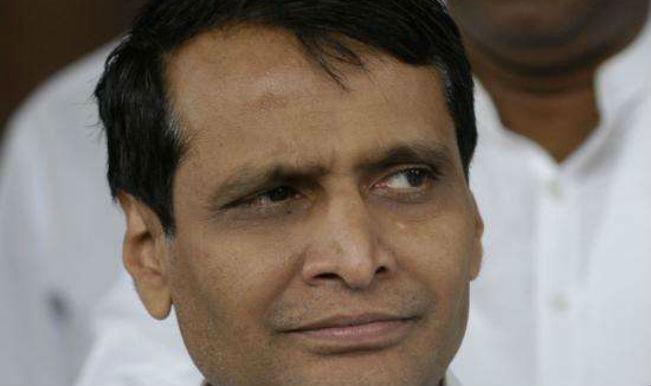 Suresh Prabhu quits Shiv Sena