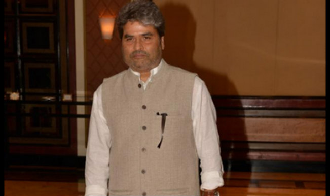 Vishal Bhardwaj: Filmmakers can't change society; whatever happens in life, filmmakers reflect that