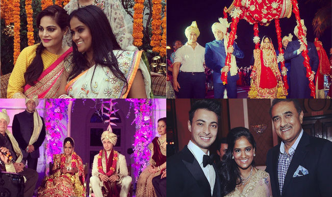 Bollywood Glam Weddings Of 2014: Top 10 Celebrities Who