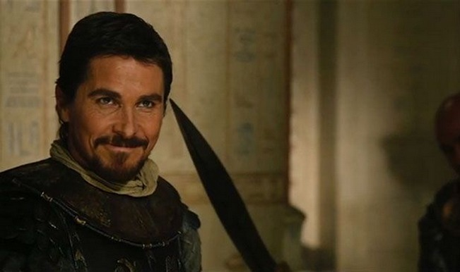 Christian Bale's Exodus: Gods and Kings banned in Egypt!