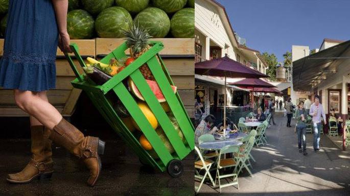 the original los angeles market