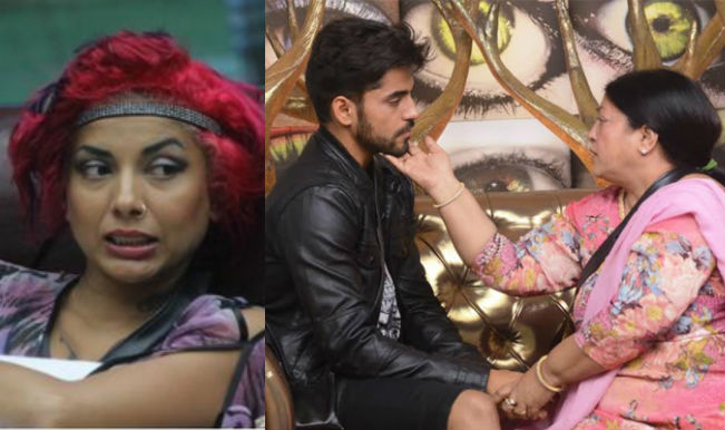 Gautam's mother hates diandra
