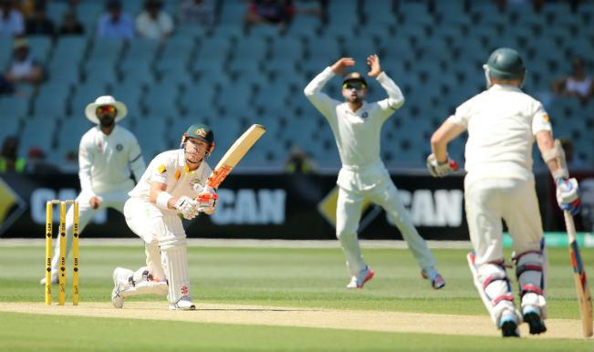 India Vs Australia 2014 15 1st Test Live Cricket Score Updates Day 1 At Adelaide Aus 354 6 At Stumps India Com