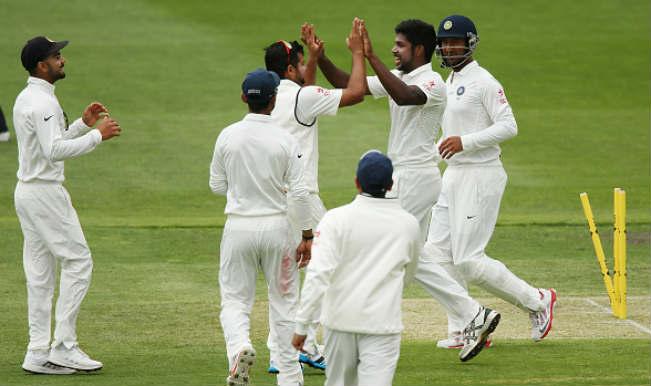 India vs Cricket Australia XI