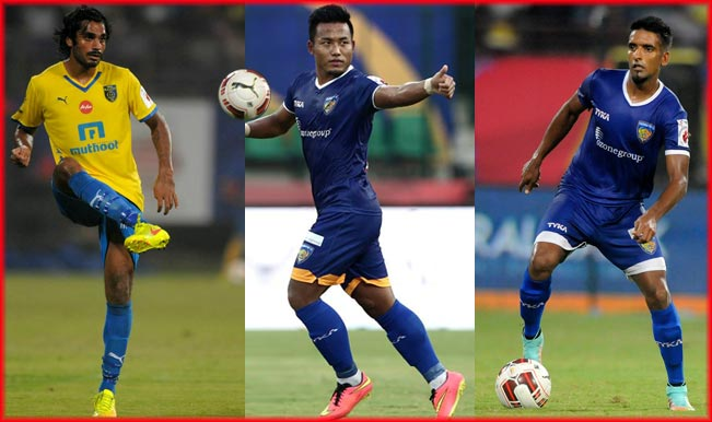 ISL 2014 Best XI: List of top Indian players in Indian Football ...