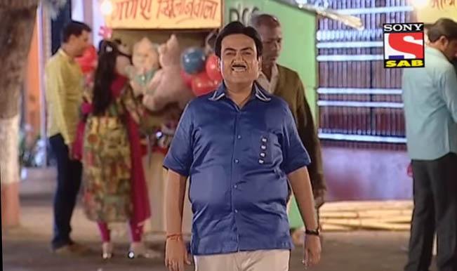 Taarak Mehta Ka Ooltah Chashmah: Daya gets punished by ... Taarak Mehta Ka Ooltah Chashmah Bapuji
