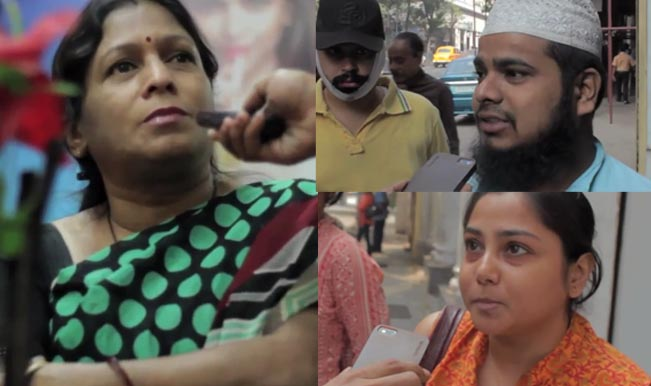 Kolkata shocker: Government should enact a law on how girls should dress in India – watch video