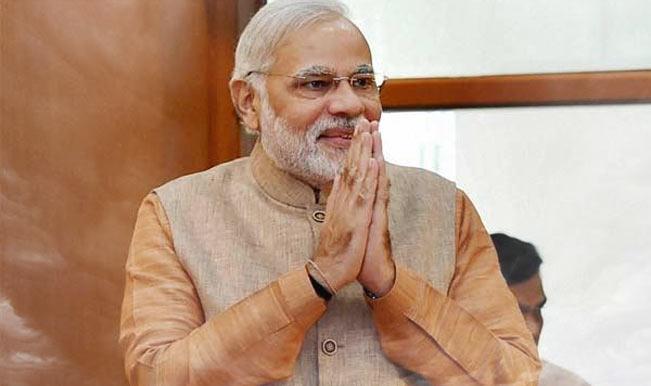 प्रधानमंत्री नरेंद्र मोदी ने औद्योगिक मॉडल टाउनशिप (आईएमटी) के फेज-3 में बनाए गए मेगा फूड पार्क का आज शिलान्यास करा।