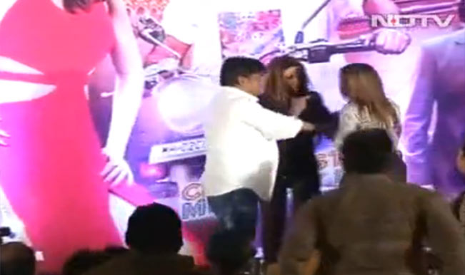Rakhi sawant 39 s friend slaps director sachindra sharma for - Casting couch in indian film industry ...