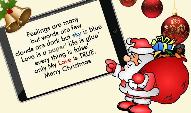 Merry christmas 2014 best christmas sms whatsapp facebook merry christmas 2014 best christmas sms whatsapp facebook messages to send merry christmas greetings m4hsunfo