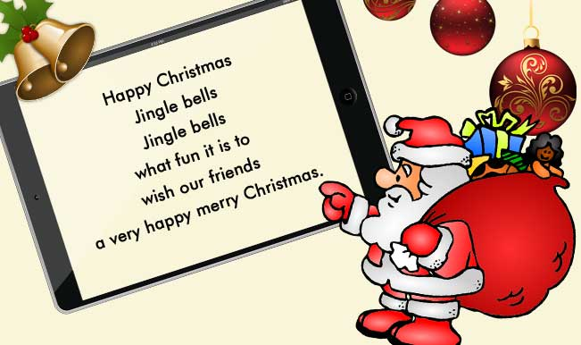 Merry Christmas 2014: Best Christmas SMS, WhatsApp & Facebook ...