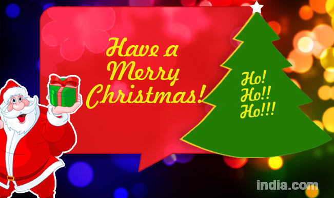 Christmas Messages 2014: New Merry Christmas SMS, WhatsApp