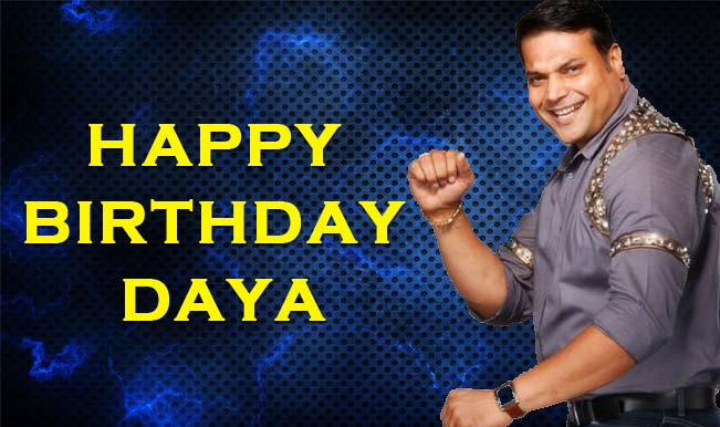 Dayanand Shetty birthday special: Top 3 best Daya dialogues cracked