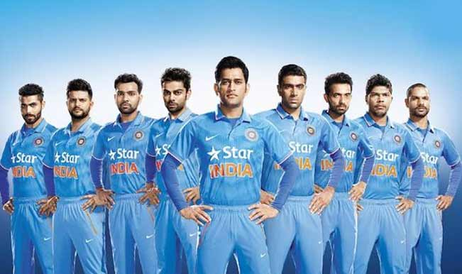 Team India Gets New Jersey Ahead Of Icc Cricket World Cup