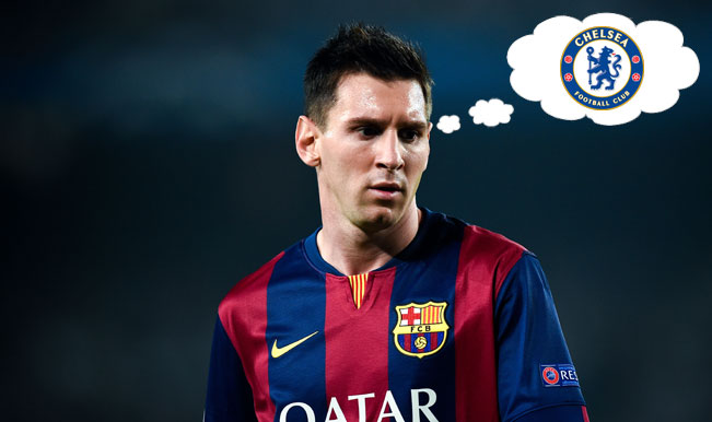 Lionel Messi Follows Chelsea On Instagram To Spark Barcelona Exit Talks India Com