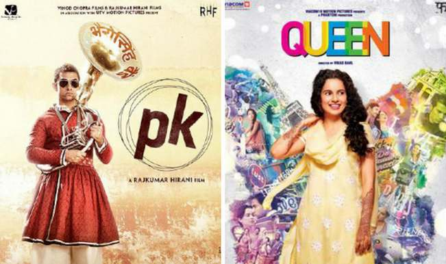 Star Guild Awards 2015 nominations: PK, Queen, Highway, Mary Kom, 2 States & Haider top list