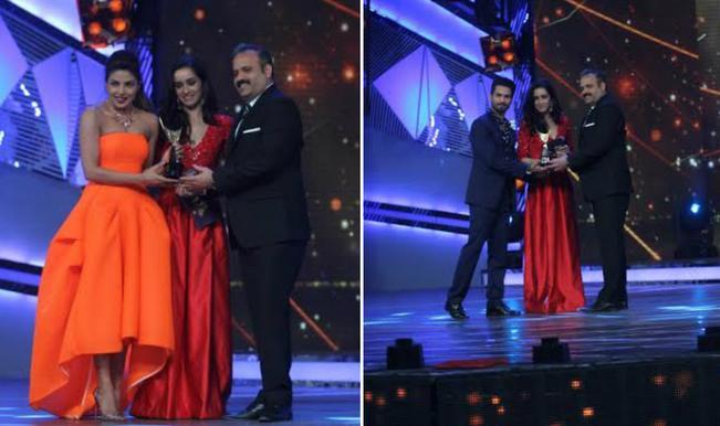 Star Guild Awards 2015 full winners list: Priyanka Chopra, Shahid Kapoor, Mohit Raina, Ronit Roy win top honours