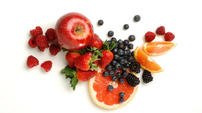 nutrient rich fruits