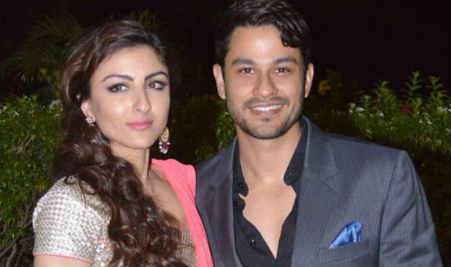 Kunal Khemu And Soha Ali Khan 2017