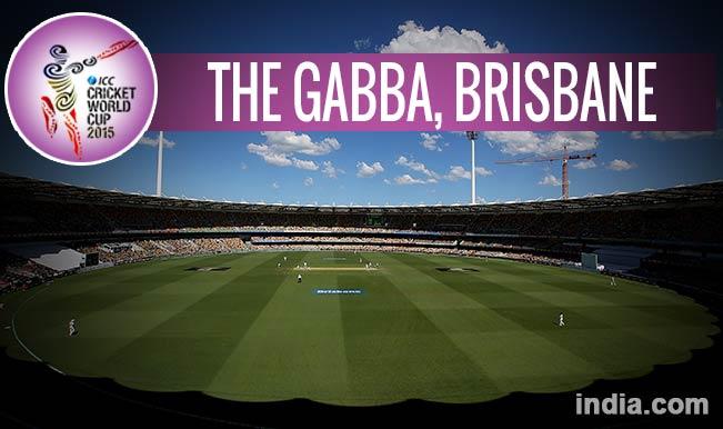 World series date in Brisbane