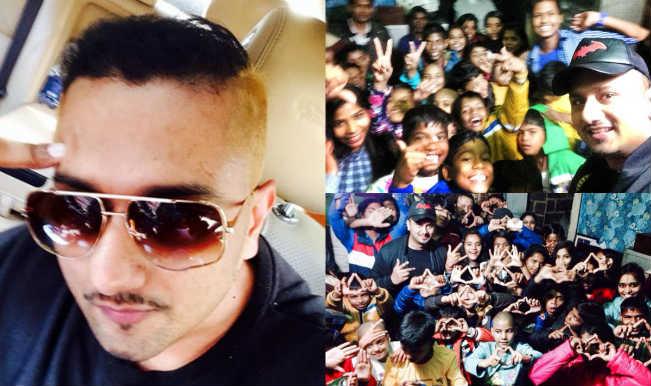 Yo Yo Honey Singh found