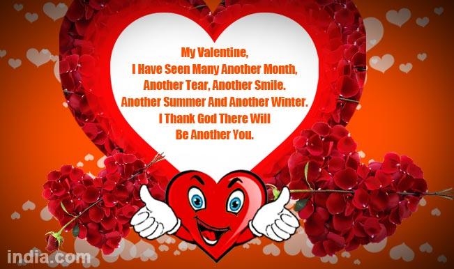 Happy Valentine's Day 2015: Best Valentine Day SMS, WhatsApp