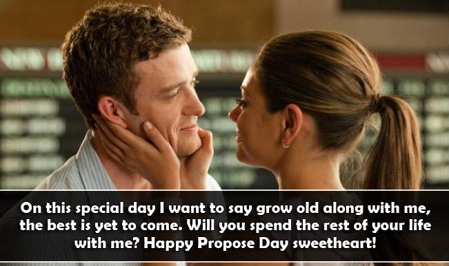 Happy Propose Day: Best 10 Valentine's Week 2015 Romantic