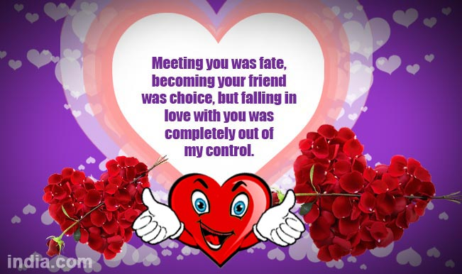 valentines day messages 2018 - Happy Valentines Day Text Message