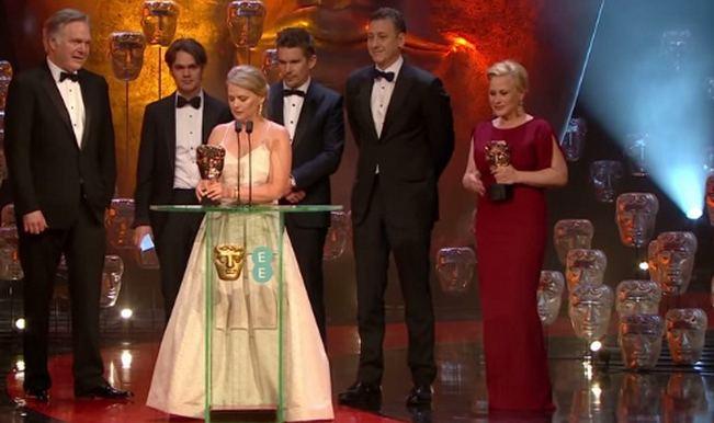 BAFTA Awards 2015 video: Boyhood wins Best Film and Best Director